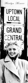 Plakát Marilyn Monroe - grand central