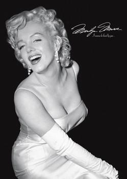 Plakát Marilyn Monroe - loved by you