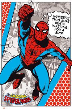 MARVEL - spider-man plakát, obraz