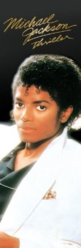 Plakát Michael Jackson - thriller classic