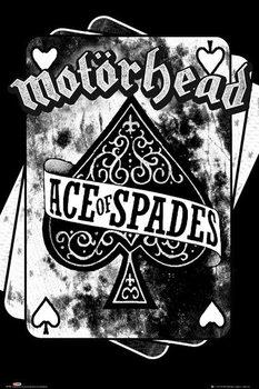 Plakát Motorhead - ace of spades