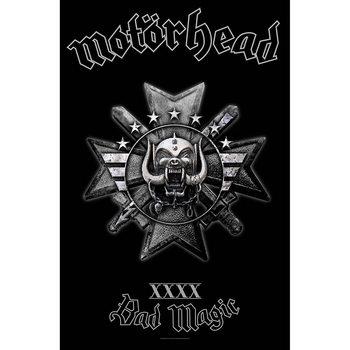 Textilní plakát Motorhead - Bad Magic