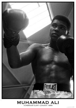 Plakát Muhammad Ali