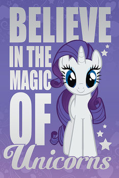 Plakat  My Little Pony - Unicorns