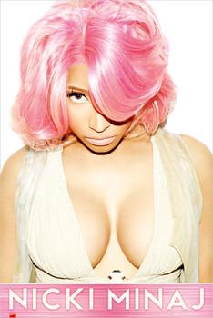 Plakát NICKY MINAJ - pink