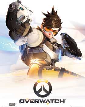 Plakát Overwatch - Key Art