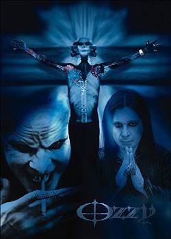 Plakat Ozzy Osbourne– Evil
