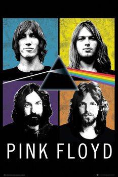 Plakát  Pink Floyd - Band