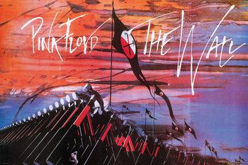 Pink Floyd: The Wall - Hammers plakát, obraz