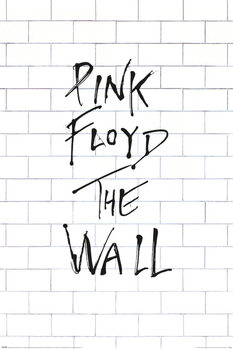Plakát Pink Floyd - The Wall