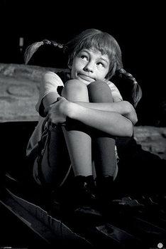 Plakát Pippi dlouhá punčocha