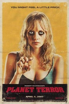 Plakat PLANET TERROR - one sheet