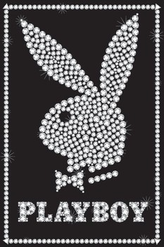 Plakát Playboy - bling