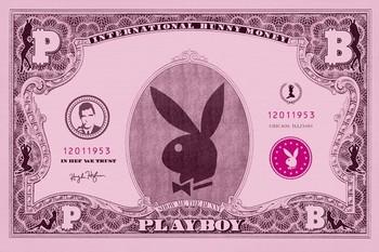 Plakát Playboy - dollar