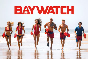 Plakát Pobřežní hlídka - Bay Team