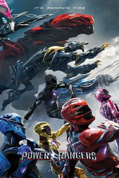 Plakát Power Rangers: Strážci vesmíru - Charge