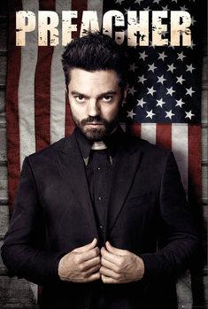 Plakát Preacher - Jesse