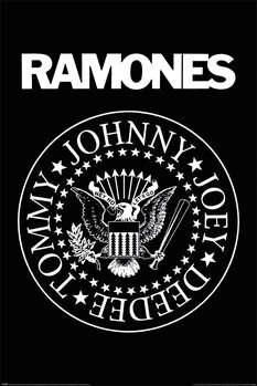 Plakát Ramones - Logo