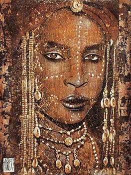 Plakát Regard Peul - Arietti