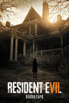 Plakat Resident Evil 7 - Biohazard