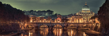Plakat Rzym