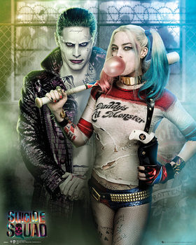 Plakát Sebevražedný oddíl - Harley Quinn Stand