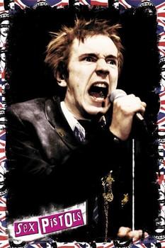 Plakát Sex Pistols - Jonny