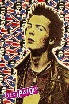 Plakát Sex Pistols - Sid