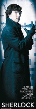 Plakát SHERLOCK - Solo