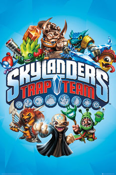 Plakat Skylanders Trap Team - Trap Team