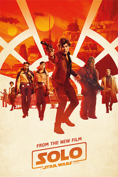 Plakát  Solo: A Star Wars Story - Millennium Teaser