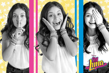 Plakat Soy Luna - Expressions