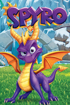 Plakat  Spyro - Reignited Trilogy