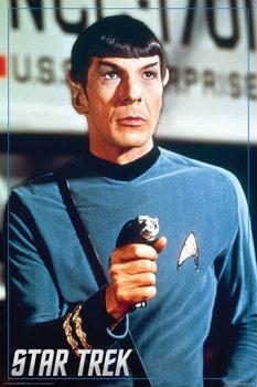 Plakát Star Trek - Spock, Leondar Nimoy