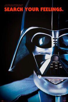 Plakat Star Wars - Darth Vader