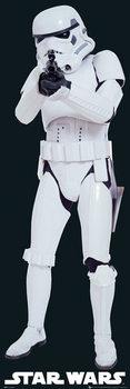 Plakat STAR WARS - GWIEZDNE WOJNY - Stormtrooper