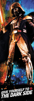 Plakat  STAR WARS - GWIEZDNE WOJNY - Vader