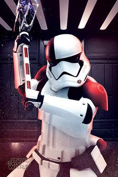 Plakát  Star Wars: Poslední z Jediů - Executioner Trooper