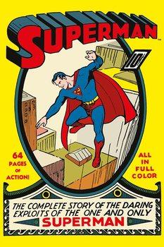 Plakát  SUPERMAN - no.1