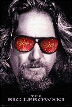 Plakát The Big Lebowski - Eyes
