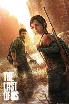 Plakat  The Last of Us - Key Art
