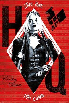 Plakát The Suicide Squad - Harley Quinn