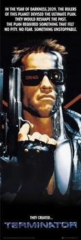 Plakát The terminator - unstoppable