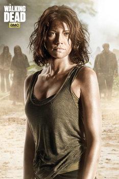 Plakat The Walking Dead - Maggie