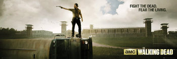 Plakat The Walking Dead - Prison