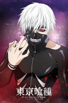 Plakát  Tokyo Ghoul - Kaneki