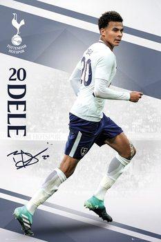 Plakát Tottenham - Alli 17/18