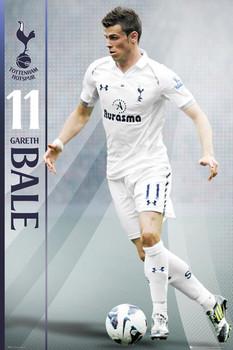 Plakát Tottenham Hotspur - Bale 12/13