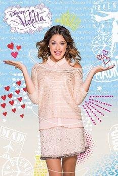Plakát Violetta - Love