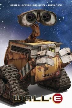 Plakát WALL-E - earth class